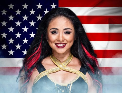 Support Your Local Wrestler : Miranda Salinas